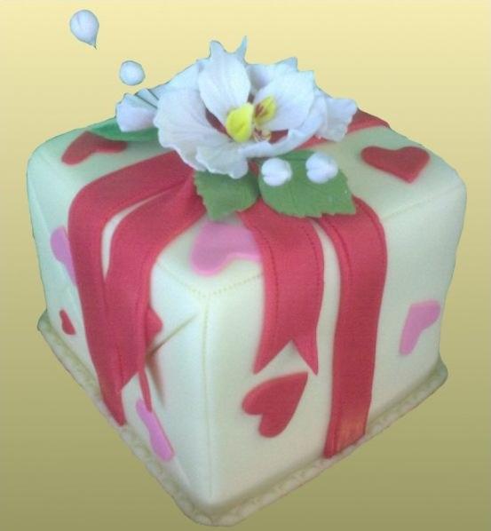 Цветы из мастики на торт купить
