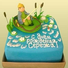 Красивые тортики в Москве