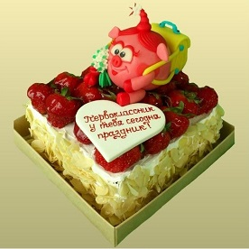 Мини-торт на заказ