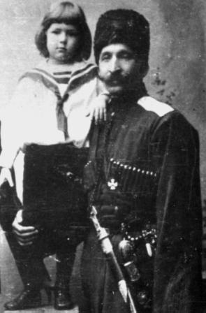 Генерал Эльмурза Мистулов