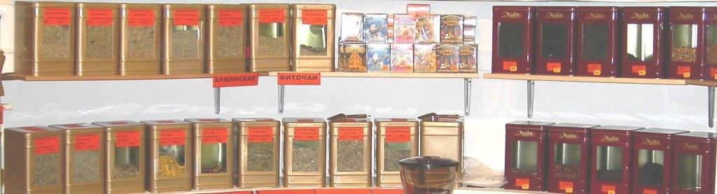 Чайный интернет-магазин в Москве