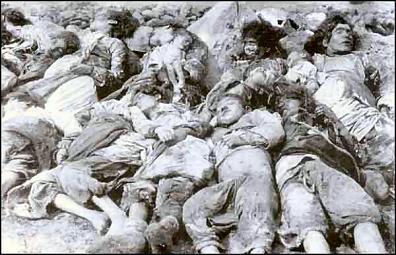 Жертвы Геноцида армян