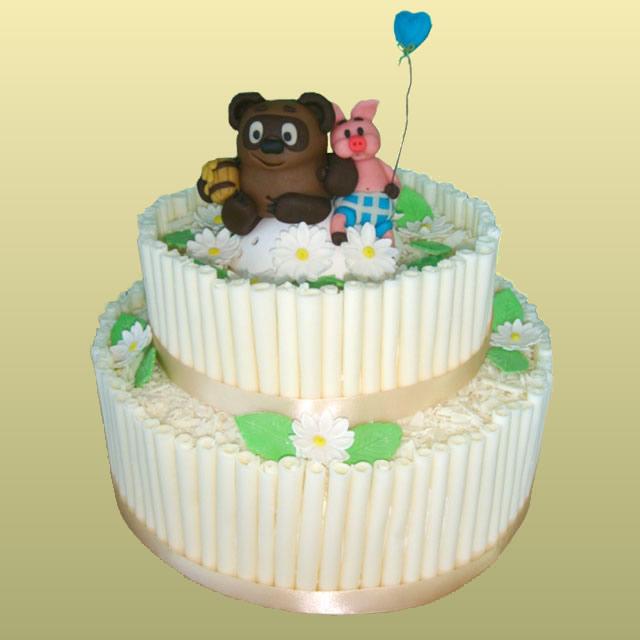 Заказать детский торт в Москве