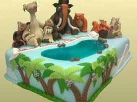 Эксклюзивные торты для детей
