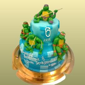 Тортики для детей в Лобне