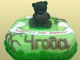 Эксклюзивные торты на заказ в Москве