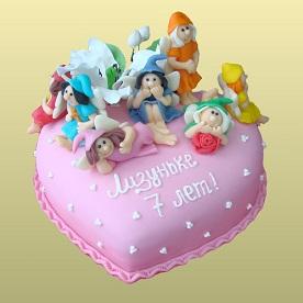 Заказать торт для девочки