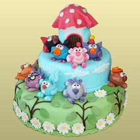 Заказать торт на годик