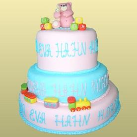Торт премиум-класса для девочки