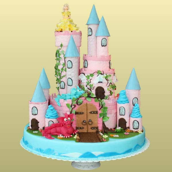 Украшения торта для ребенка
