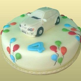 Детский торт на день рождения Инфинити