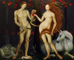 Адам и Ева в Эдеме