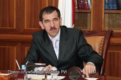 Президент Евкуров