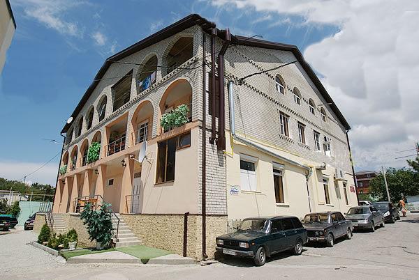 Кабардинка гостиница