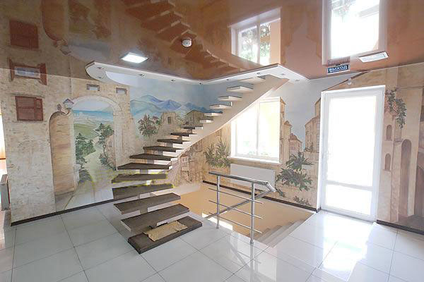 Частный сектор на Черном море