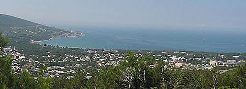 Пейзажи Кабардинки