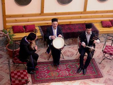 Традиции народов Кавказа