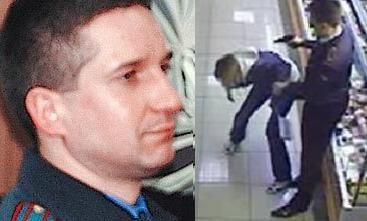 Майор Евсюков