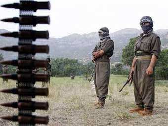 Курдские повстанцы