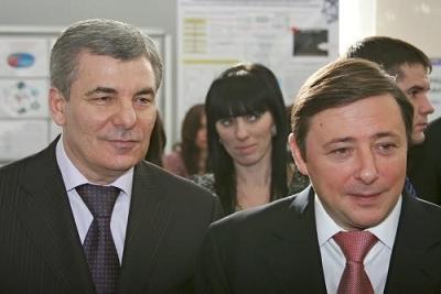 Хлопонин и Каноков