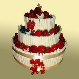 Праздничный торт в Химках