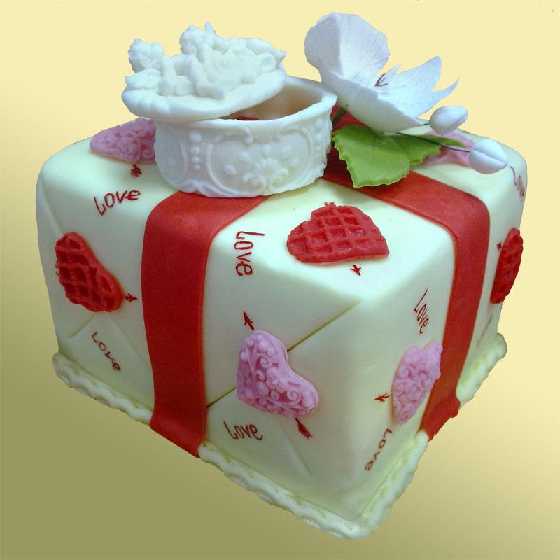 Праздничные торты на заказ в Химках