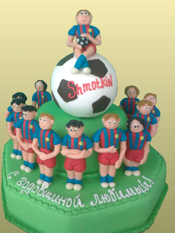 Элитные торты в Москве