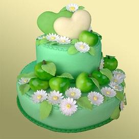 Торт на свадьбу в Москве