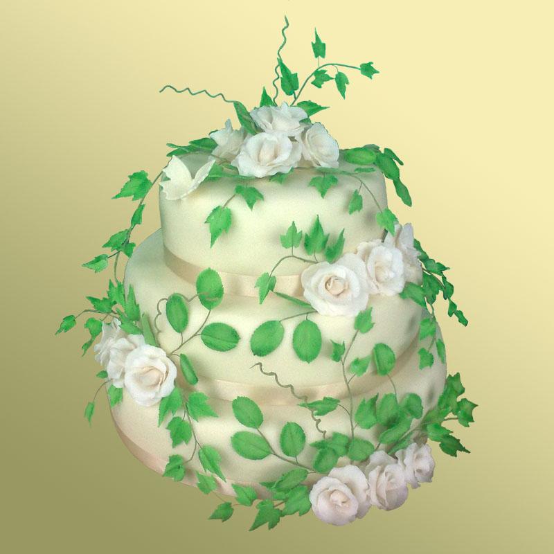 Торт на заказ годовщина свадьбы