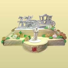 Торт на свадьбу в Химках