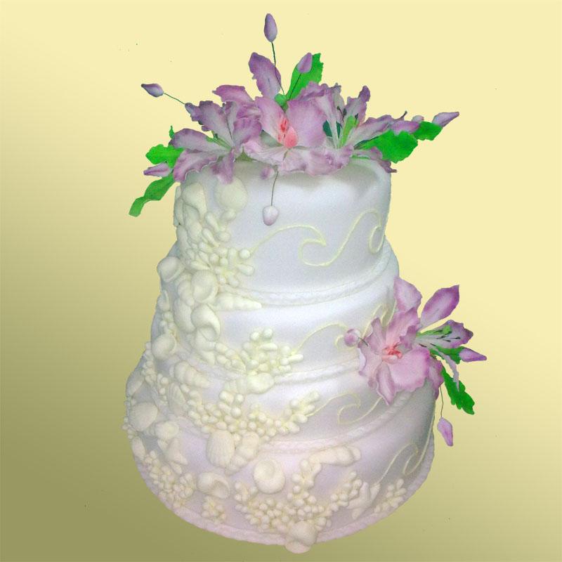 Купить свадебный торт в Химках