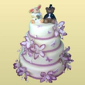 Заказ тортов на свадьбу