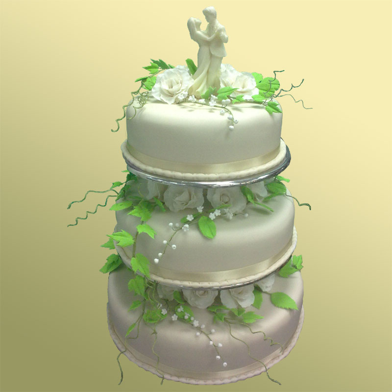 Торты на свадьбу под заказ