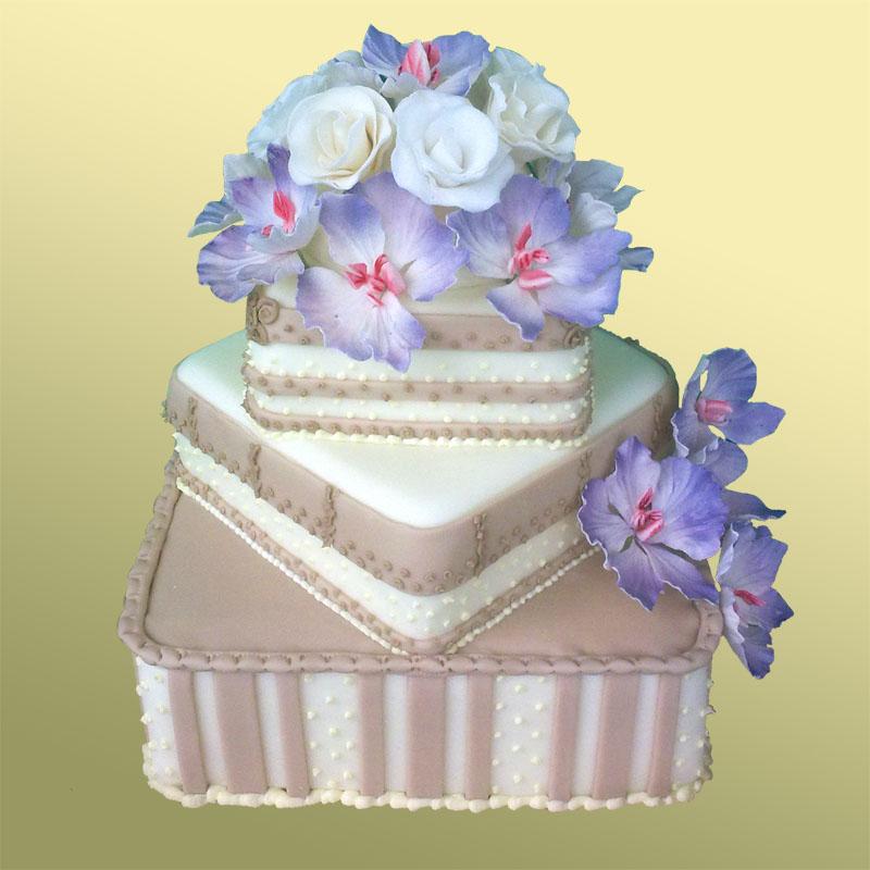 Торт свадебный цена