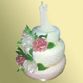 Свадебные торты на заказ с фото