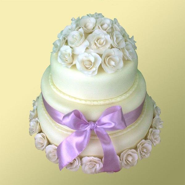 Фотографии тортов на свадьбу