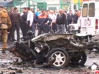 Террористический акт во Владикавказе