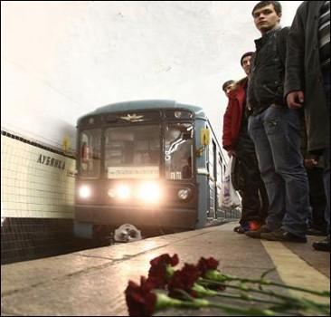 Цветы к месту трагедии