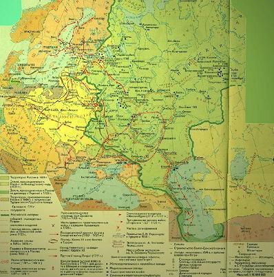 Царь Петр Великий и Кавказ