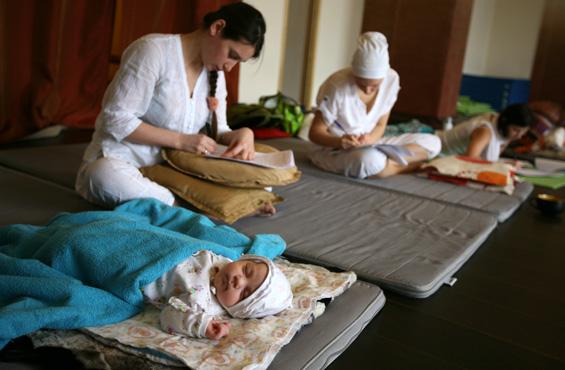 Семинар для женщин по кундалини-йоге