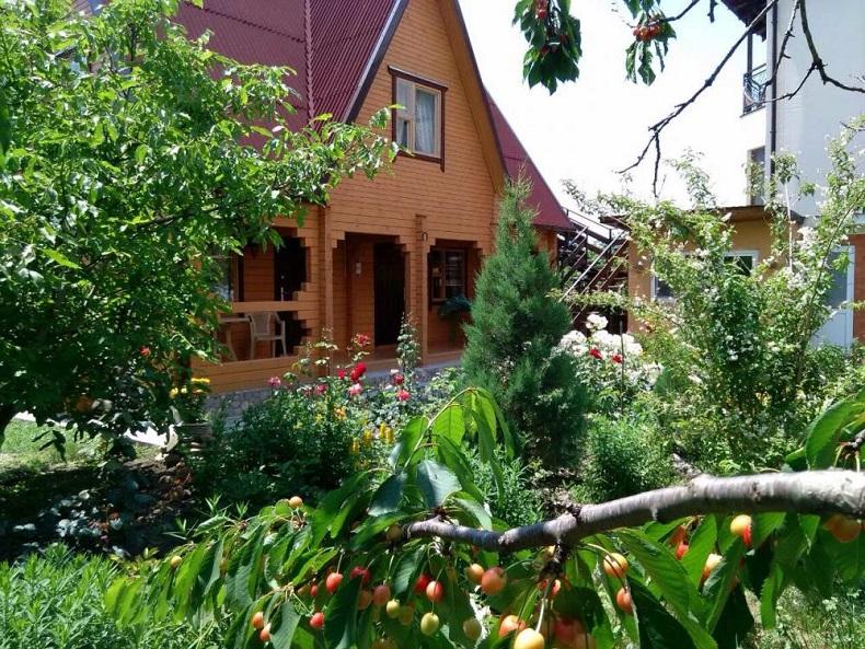 Снять домик в Кабардинке