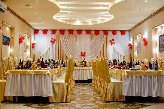 Ресторан для свадьбы в ЮЗАО недорого