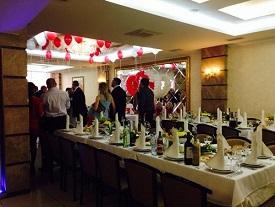 Свадьба в ресторане ЮЗАО