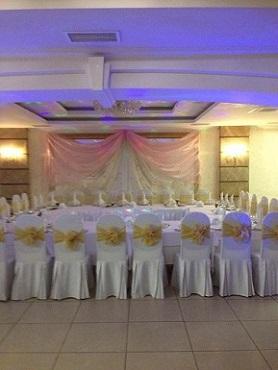 Банкетные залы для свадьбы ЮЗАО