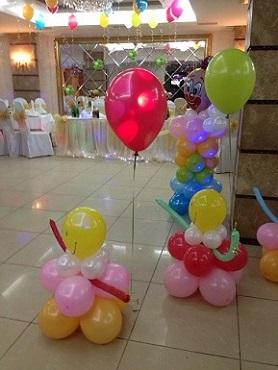 День рождения ребенка в ресторане