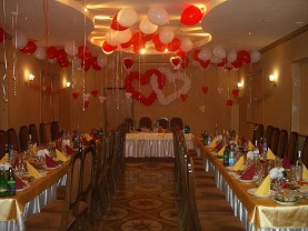 Кафе для свадьбы в Москве