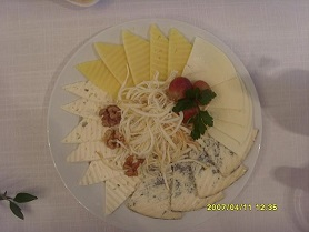 Заказ итальянской еды