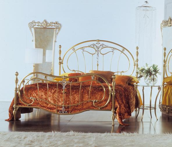 Кованые детские кроватки