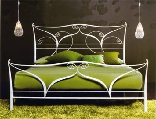 Кованые кровати цена невысокая