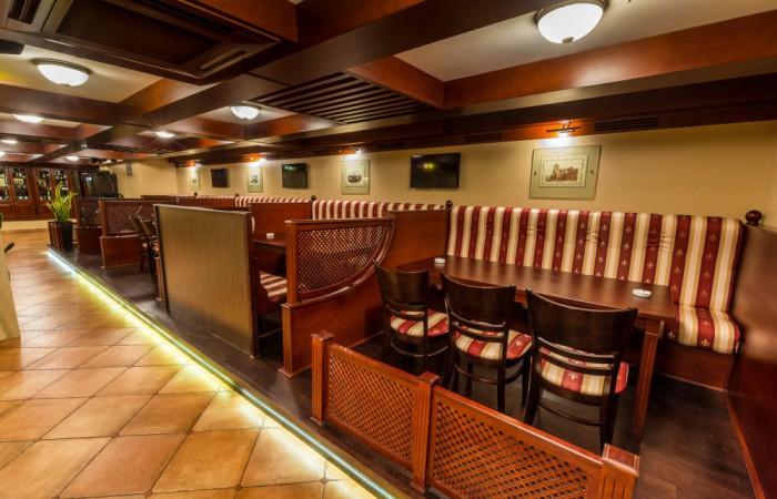 Ресторан метро Беляево